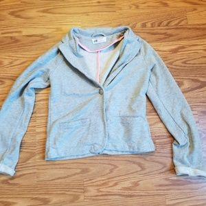 Girls H&M sparkly blazer size 9-10 years